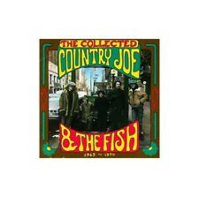 Country Joe Mcdonald & Fish - Collected... - Country Joe Mcdonald & Fish CD CNVG