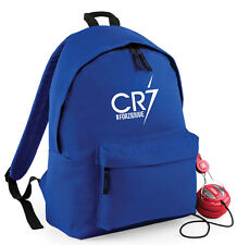 Cristiano Ronaldo Backpack, Cr7 Juventus Forza Soccer Lovers Boys Girls Gift Bag