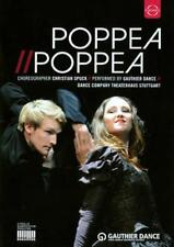 POPPEA//POPPEA (GAUTHIER DANCE) NEW DVD