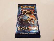 Pokemon Evolution Booster Turtok neu OVP top Zustand