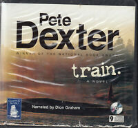 Pete Dexter Train 9CD Audio Book Unabridged Crime Thriller FASTPOST