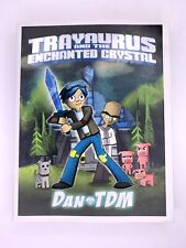 DanTDM: Trayaurus and the Enchanted Crystal - Hardcover By DanTDM