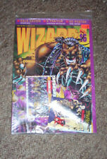 WIZARD COMIC PRICE GUIDE #16 SEALED DEC 1992 WETWORKS  CARD