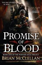 Promise of Blood (The Powder Mage Trilogy), McClellan, Brian