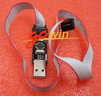 5PCS USBASP USBISP AVR Programmer USB ATMEGA8 ATMEGA128 TOP new