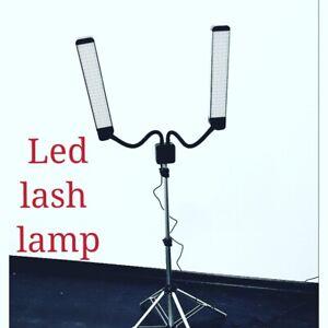 lash  LED  light   lash  lamp  for  eyelash   tattoo   beauty