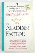The Aladdin Factor Jack Canfield Mark Victor Hansen Best Selling Author 1995