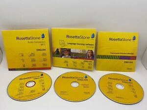 Rosetta Stone English (American) Level 1 - MP3 Companion