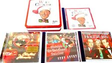 CDs Music Lot of 1+4 FREE . WHITE CHRISTMAS (1 Disk + Box) + 3 EXTRA CDs .