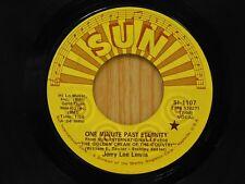 Jerry Lee Lewis 45 Lovin' Up A Storm / Big Blonde Baby - Sun VG+