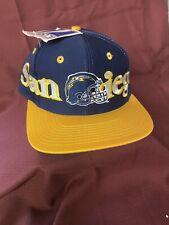 Vintage San Diego Chargers Hat Cap Logo 7