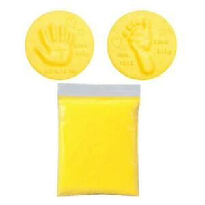 Air Drying Soft Clay 20g/Bag Baby Ornament Keepsake Handprint Footprint Imprint