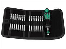 Wera WER059293 Kraftform Kompakt 60 Torque Screwdriver Set of 17 1.2-3.0Nm