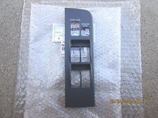 91 - 97 TOYOTA LAND CRUISER MASTER POWER WINDOW SWITCH BEZEL TRIM GRAY OEM NEW