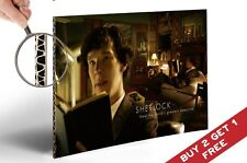 SHERLOCK HOLMES A4 Size Poster Legend Series BRITISH CULT Greatest Detective
