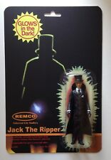 Custom made Jack the Ripper Remco Mini Monster 3 3/4 Vintage Style Figure MOC