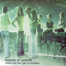 Boards Of Canada - Music Has The Right To Children 2 x LP VINYL ALBUM RECORD