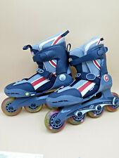 K2 Mini X - Inline Skates für Kinder Einstellbare Größe 31,5-34,5 Unisex 18-21cm