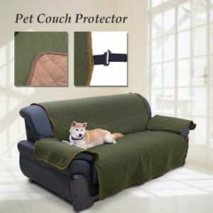 Reversible Dog Couch Sofa Protector Blanket Bed Mat Anti Skip For Pet Supplies