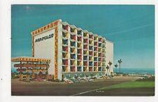 Acapulco Inn Daytona Beach Shores Florida USA 1976 Postcard 435a