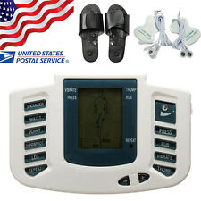 New Electrical Muscle Relax Stimulator Massager Tens Acupuncture Therapy Machine