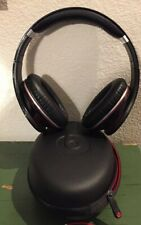 Beats by Dr. Dre Monster Edition Red/Black