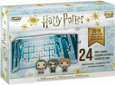 FUNKO HARRY POTTER ADVENT CALENDAR (2019) POCKET POP! FIGURES - BRAND NEW IN BOX