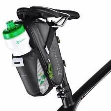 Borsa sotto sella bicicletta bici impermeabile+tasca porta bottiglia ROCKBROS