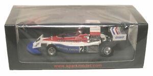 Spark Penske PC3 5th South African GP 1976 - John Watson 1/43 Scale