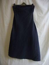 "Ladies Dress - MNG, size M, 31/32"" bust, bandeau, black, party, cocktail - 2017"
