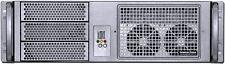"3U (3x5.25""+ 5xHDDs Bay)(Short D:14.96"") Rackmount Chassis (mATX / ITX) Case NEW"