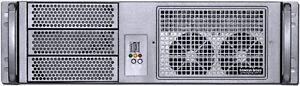 "3U (Short D:14"") (3x5.25""+5xHDD Bay)(Rackmount Chassis)(ATX/ITX) (2xFan Case)NEW"
