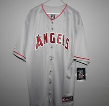 Majestic Big & Tall Los Angeles Angels PUJOLS Baseball Jersey New Mens Sizes
