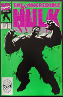 Incredible Hulk #377 NM 9.2-9.4 1991 Marvel Comics 1st App Professor Hulk! KEY!