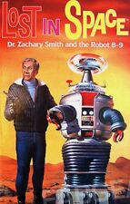 Polar Lights Lost In Space Dr Zachary Smith and the Robot B-9 Jonathan Harris
