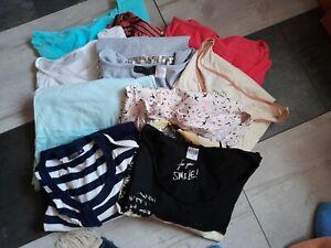 T-Shirt - Paket Damen Gr.48/50 - 10 Teile