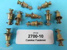2700-10 Camlock Stud Turnlock Fastener (10 ea) Aircraft Aviation Race