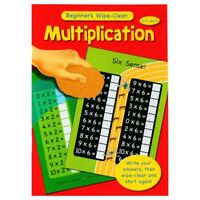 Alligator Books Maths Multiplication Children Educational Book for Kids aged 3-5