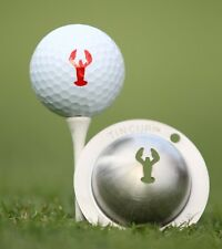Tin Cup Golf Ball Marking System Rock Lobster