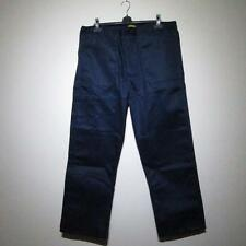 """Men's Baratec Work Cargo Action Trousers Pants Knee Pad Pockets Navy 38"""""""