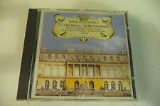 BEETHOVEN CD OUVERTURES GROBE OUVERTUREN ROYAL CROWN CLASSICS . BOITIER FENDU.