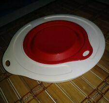 Tupperware Replacement Mix-N-Stor 8 Cup Measuring Mixing Bowl LID ONLY #1628