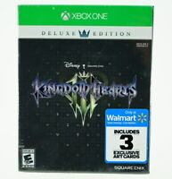 Kingdom Hearts III [Deluxe Edition]: Xbox One [Brand New]