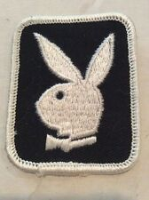 Vintage Patch Playboy Bunny 80s 70s Funny Rat Hot Rod NOS Motorcycle Muscle Car