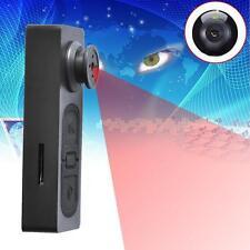 Mini HD Button Camera Camcorder Video Recorder DV Spy Hidden Pinhole Cam DVR TY