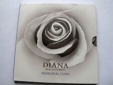 Diana Princess of Wales Memorial Five Pound Coin 1997 United Kingdom