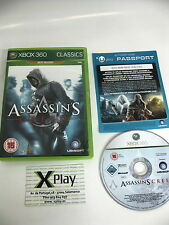 Xbox 360 Assassins Creed Good condition Pal UK doesn't manual