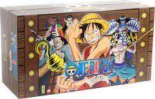★One Piece ★Saisons 1 à 6 - Coffre Collector Limité - 15 Coffrets (45 DVD)