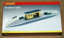 Hornby Station Halt Genuine OO Gauge Original Boxed R590