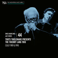 Toots Thielemans & The Thierry Lang Trio : Toots Thielemans Presents the